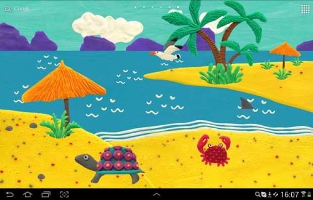 Yepyeni, canlı Android duvar kagıtları indirin - Page 3