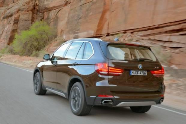 Yepyeni haliyle BMW X5 duyuruldu - Page 1