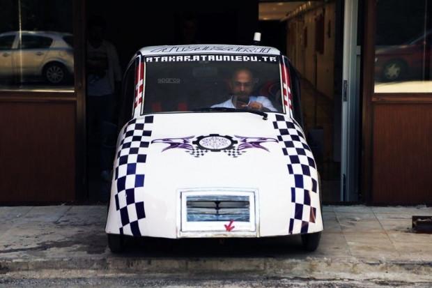 Yerli elektrikli otomobilin öncüsü 'ATAKar' - Page 4