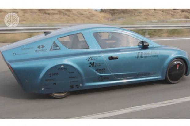 Yerli tasarım elektrikli otomobil T-1, Samsun'da tanıtıldı - Page 4