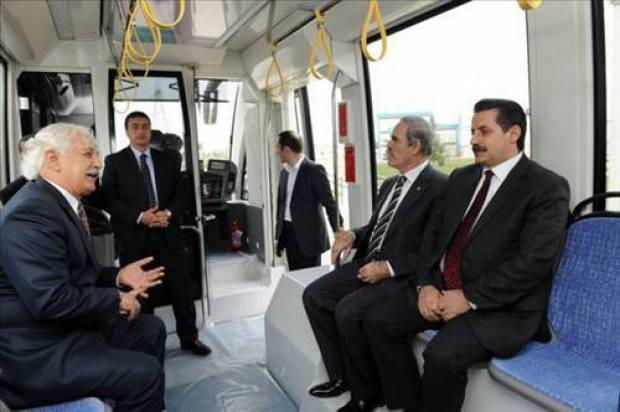 Yerli tramvay İpek böceği ilk seferine çıktı. - Page 4