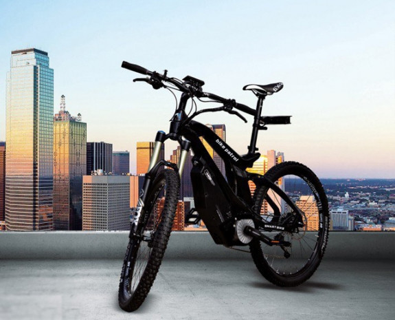 Yerli ve dünyanın ilk akıllı polis bisikleti Ekin Bike Patrol - Page 1