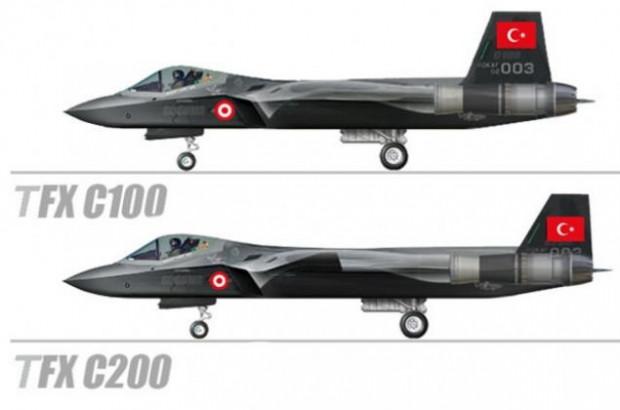 Yerli ve milli uçağımız TF-X'in özellikleri - Page 1