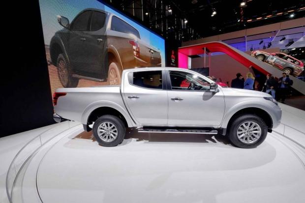 Yılın Pick-up Modeli 2016 Mitsubishi L200 Oldu - Page 4