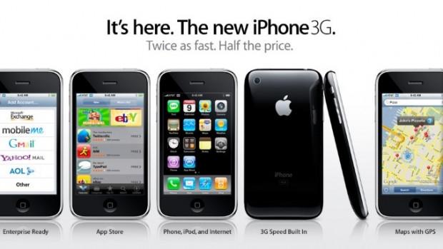Yıllar içinde Apple iPhone'un gelişimi - Page 1