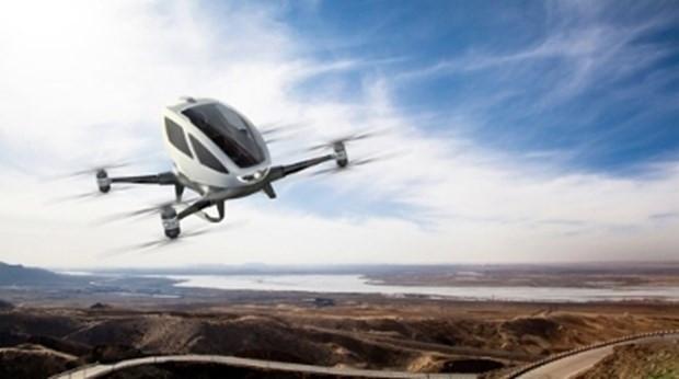 Yolcu taşıyabilen ilk Drone Ehang 184 - Page 3