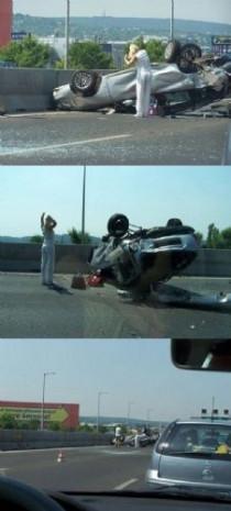 Yollarda pek karşılaşamayacağınız acayip araçlar ve nasıl olduğu anlaşılamayan kazalar - Page 3