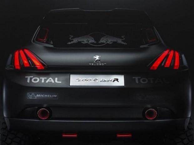 Yolların yeni canavarı Peugeot 2008 DKR - Page 3