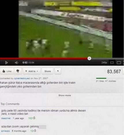Youtube yorumları tık rekoru kırıyor! - Page 3