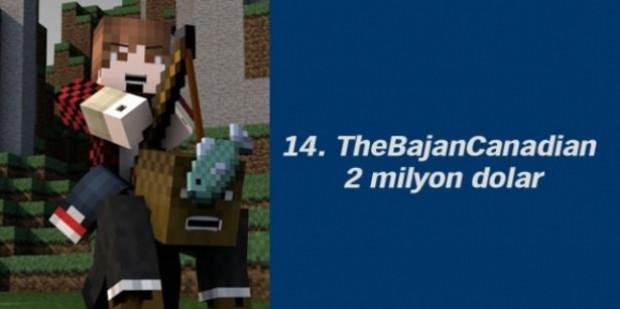 YouTube'den en çok kazananları biliyor musunuz? - Page 4