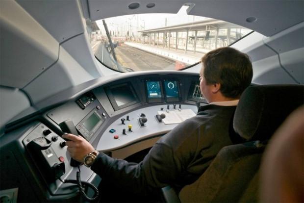 Yüksek hızlı trenin ikincisi de Türkiye'de - Page 1