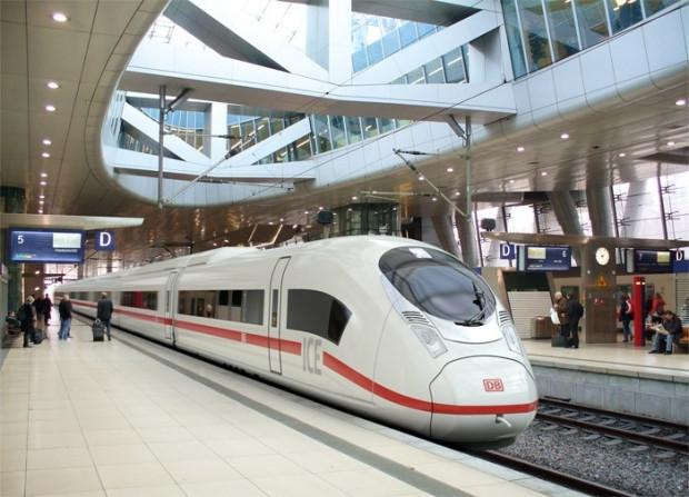 Yüksek hızlı trenin ikincisi de Türkiye'de - Page 2