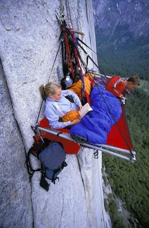 Yükseklik korkunuz olmasa bile korkudan dizlerinizi titretecek 21 fotoğraf - Page 2