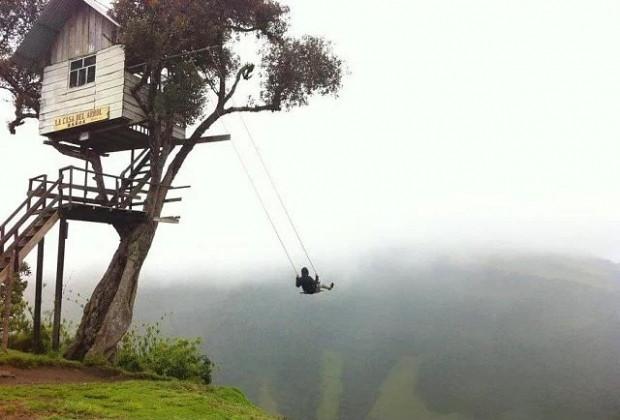 Yükseklik korkunuz olmasa bile korkudan dizlerinizi titretecek 21 fotoğraf - Page 3