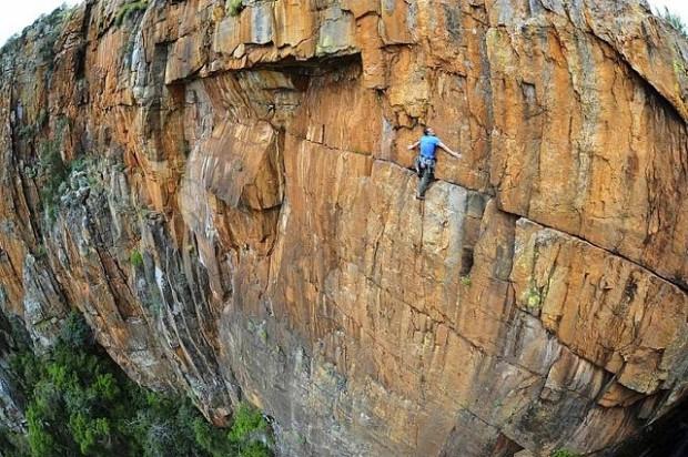 Yükseklik korkunuz olmasa bile korkudan dizlerinizi titretecek 21 fotoğraf - Page 4
