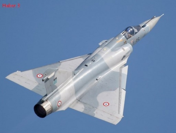 Yunanistan Hava Kuvvetlerinde hangi uçaklar var? - Page 1