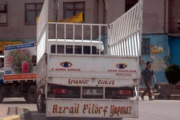 Yurdum insanı trafikte de mizahını konuşturuyor - Page 2