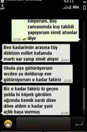 Yurdum insanının Whatsapp ile imtihanı - Page 3