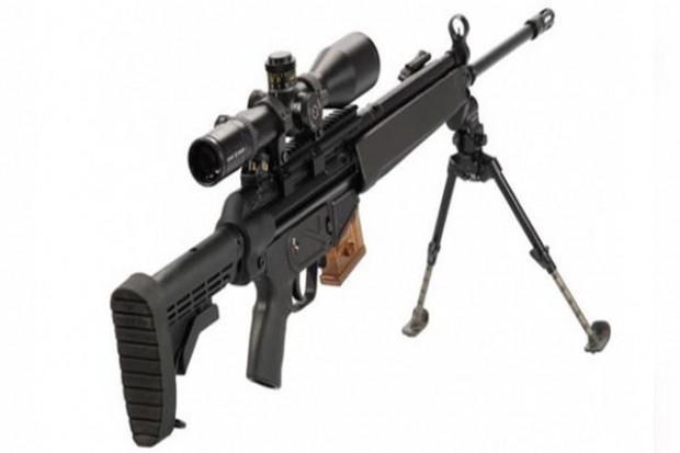Yüzde yüz Türk malı Bora 12 keskin nişancı silahı - Page 1