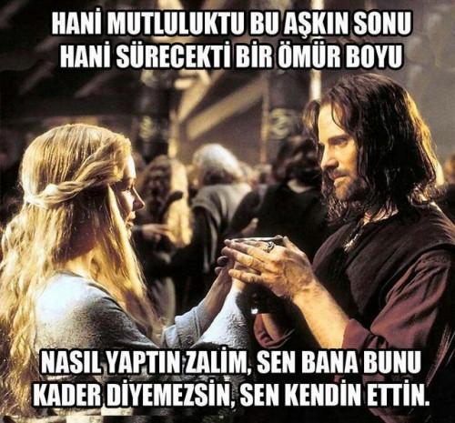 Yüzüklerin Efendisi'ne Türk eli değdi! - Page 3