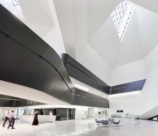 Zaha Hadid tasarımı araştırma merkezi - Page 3