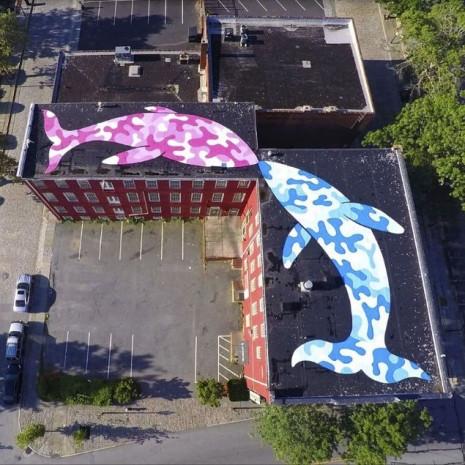 Zekice tasarlanmış sokak sanatı örnekleri - Page 4