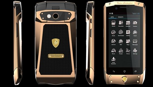 Zengin ve ünlülerin kullandığı lüks akıllı telefonlar - Page 3