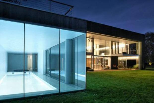 Zombi korkusu mimarlara bu evi yaptırdı! - Page 1