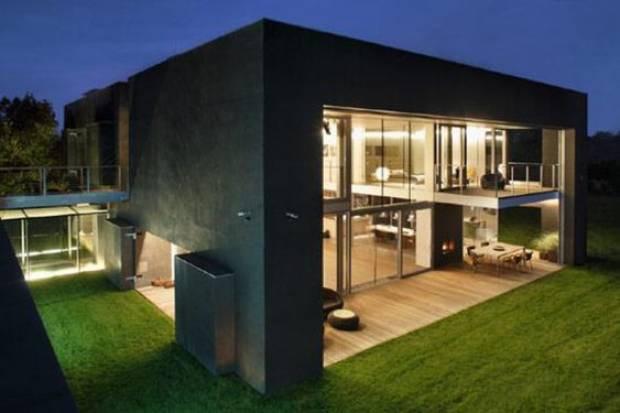 Zombi korkusu mimarlara bu evi yaptırdı! - Page 2