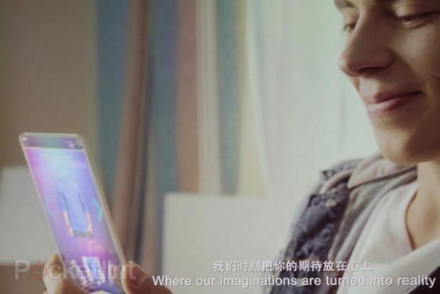 ZTE'nin gelecek vizyonu: Şefaf akıllı telefonlar - Page 2