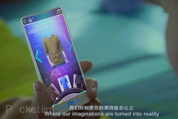 ZTE'nin gelecek vizyonu: Şefaf akıllı telefonlar - Page 3