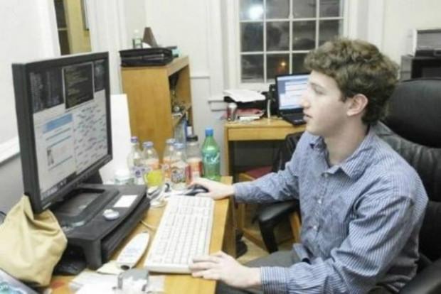 Zuckerberg'in yükseliş hikayesi - Page 1