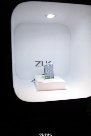 ZUK şeffaf ekran ile çalışan bir telefon prototipi tanıttı - Page 1
