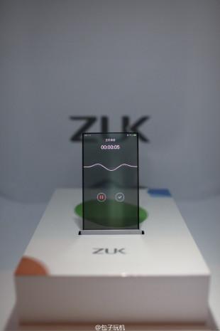 ZUK şeffaf ekran ile çalışan bir telefon prototipi tanıttı - Page 3