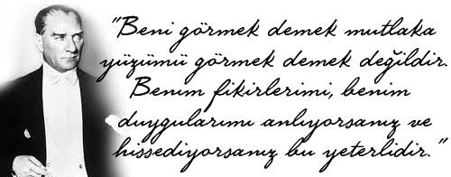 Atatürk ün el yazısı fontunu indirmek için aşağıdaki linkleri