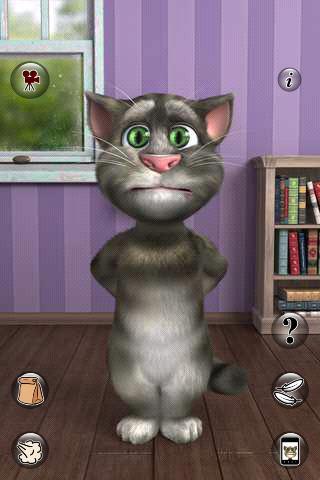 Кот том для андроид 2 1