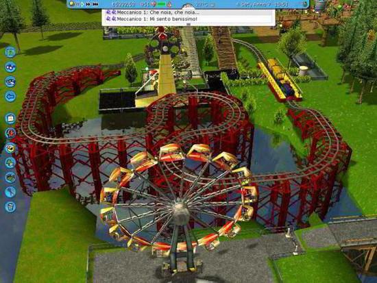 Screens Zimmer 3 angezeig: rollercoaster tycoon 3 platinum download