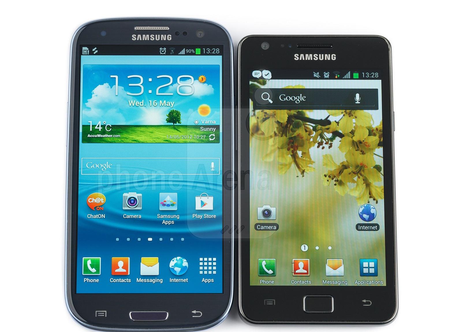 Samsung galaxy s 3 vs galaxy s 2 karşılaştırma benchmark
