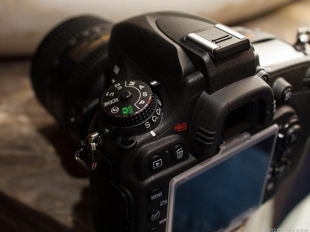 Nikon full-frame D600