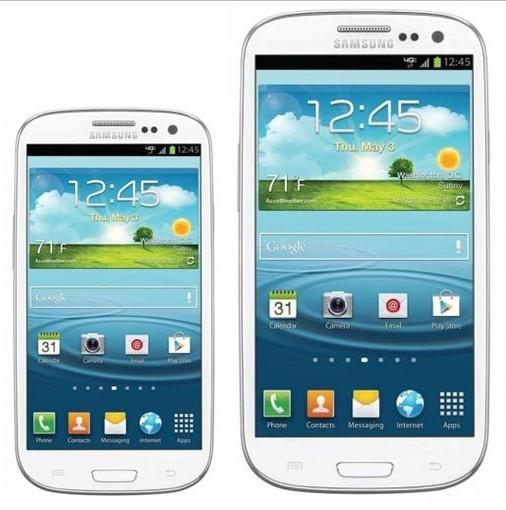Galaxy s3 ve galaxy s3 mini karşılaştırma