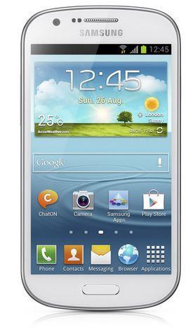 Защитная пленка Cellular Line Clear Glass для Samsung Galaxy SIII Mini (SPGALS3MINI) .