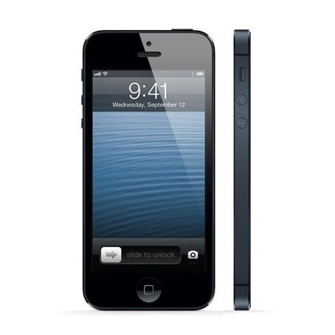 Sunnycube v5 adlı telefon tasarım olarak iphone 5 ile birebir