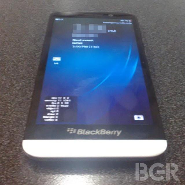 Blackberry Son Modeli Blackberry'nin Son Bombası