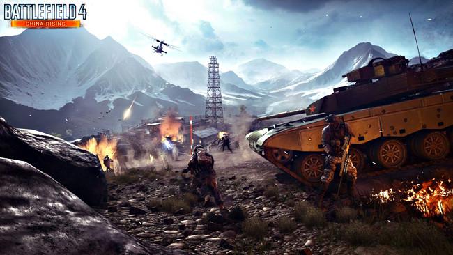 1386236574 battlefield 4 china rising altai rangewm - Battlefield 4 Chine Rising için muhteşem bir çıkış videosu geldi!
