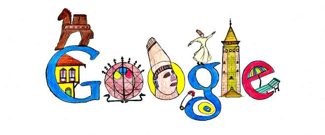 1387290649 google in logosu ankara dan15736b - Google'da 2013 yılında en çok neleri aradık?