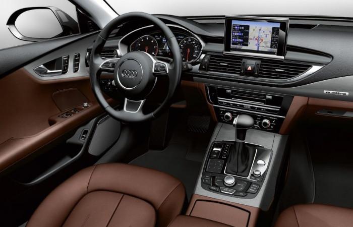 Androidli Audi Geliyor
