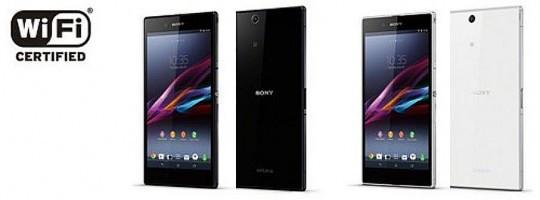 En Küçük ve En İnce Tablet Sony Xperia Z Ultra WiFi!