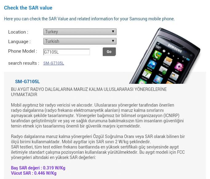 Galaxy Grand 2?nin LTE versiyonu göründü!