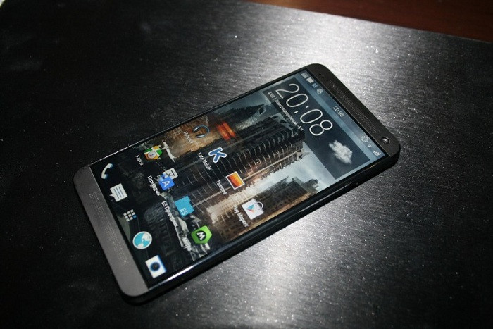 Kar��n�zda HTC M8!