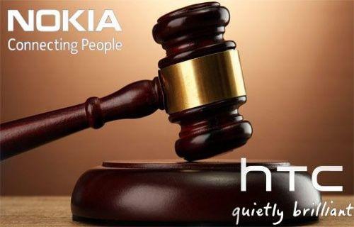 Nokia ve HTC patentler konusunda anlaşmaya vardı!